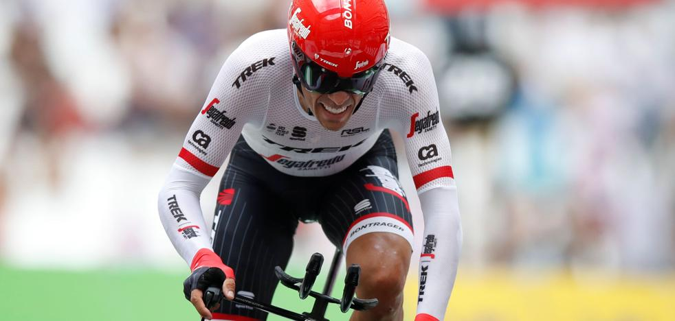 Alberto Contador anuncia su retirada tras la Vuelta a España
