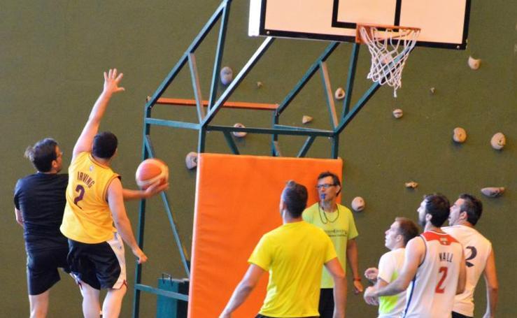 XXV edición del Challenger de Dueñas 3x3 de baloncesto