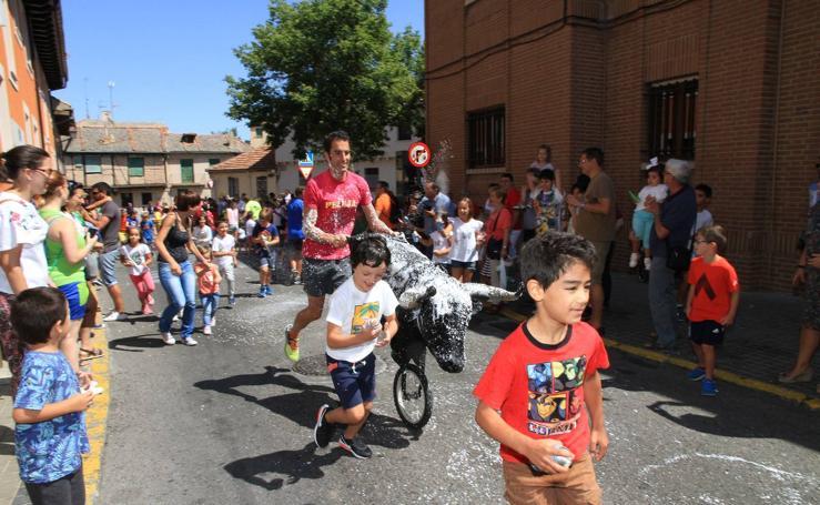 Las fiestas de San Lorenzo en Segovia