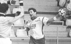Javier Cabanas: «Fue una decepción acabar quintos»