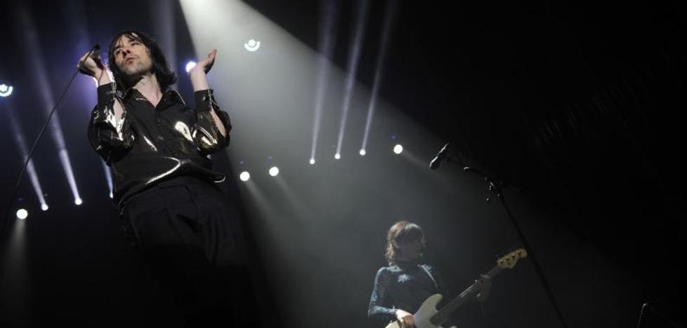 El grupo de rock Primal Scream actuará el 9 de septiembre en la Plaza Mayor de Valladolid