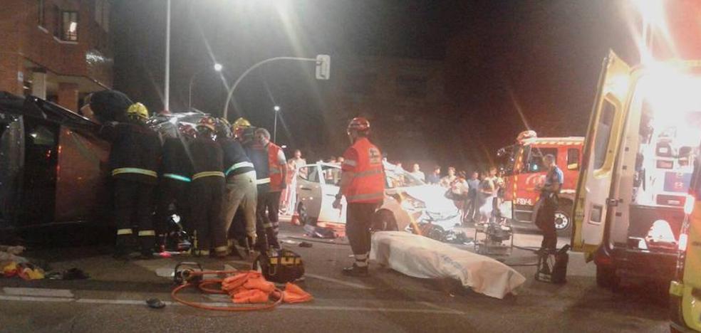 Fallece la mujer de 30 años herida el viernes en Parquesol