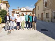 La Diputación invierte 27.000 euros en las calles de Hornillos de Cerrato