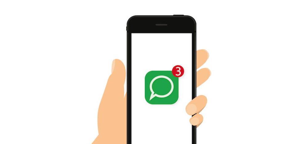 Whatsapp permitirá grabar notas de audio sin mantener pulsado el botón