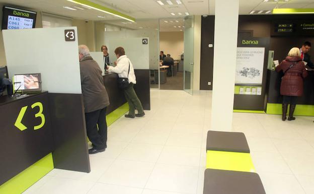 bankia concede 29 4 millones en hipotecas en el primer