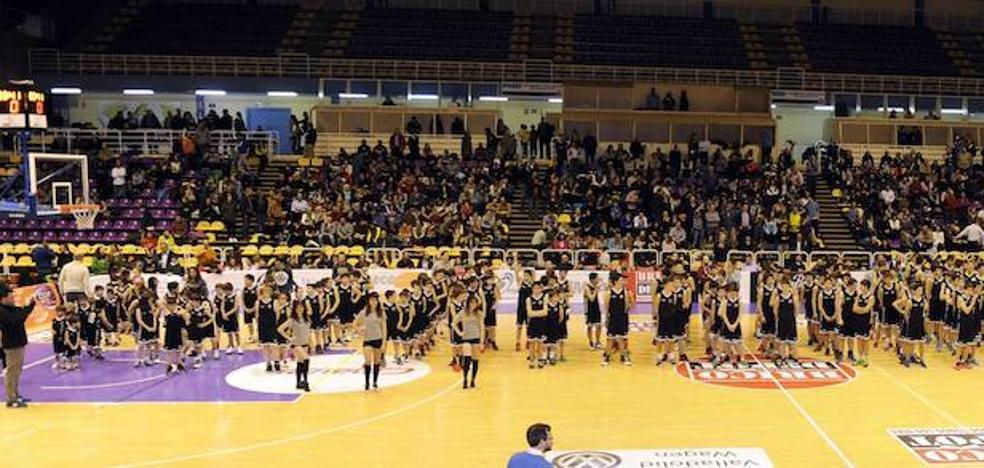 Convenio del CB Ciudad de Valladolid con el CD San Isidro
