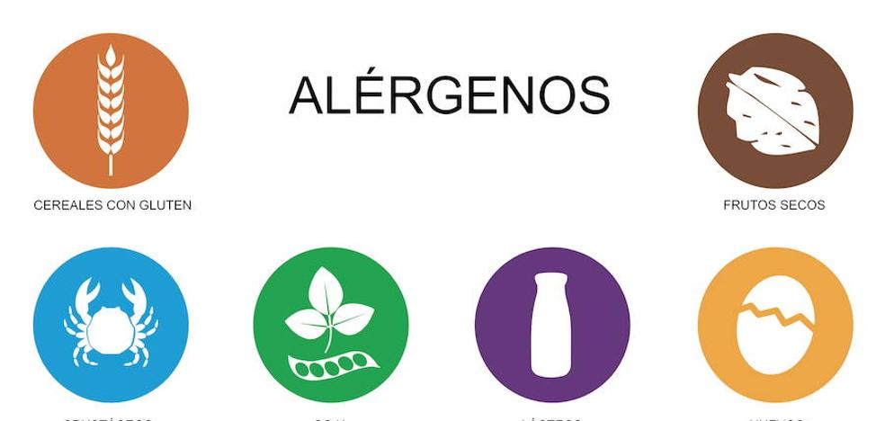 Unos padres denuncian a un restaurante por no informar de los alérgenos