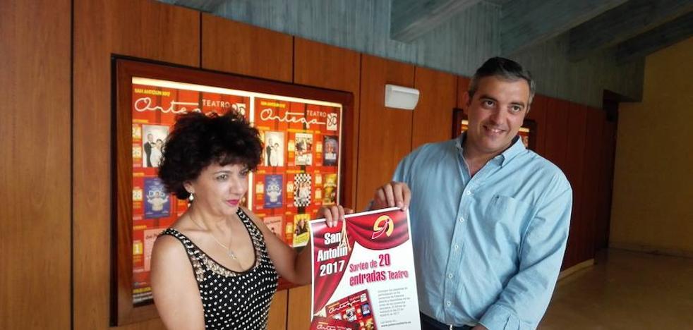 Palencia Abierta y Cines Ortega sortean entradas para San Antolín