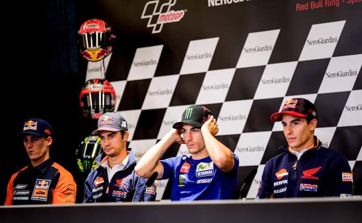 Las mejores imágenes previas al Gran Premio de Austria