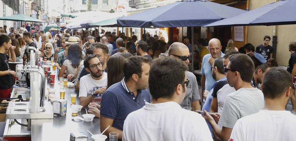 Descubra los 99 bares que participan este año en la Feria de Día
