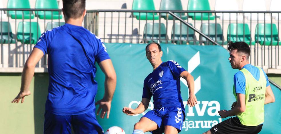 La Gimnástica Segoviana golea al Unami en un partido de entrenamiento