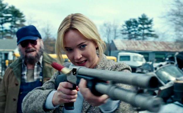 Jennifer Lawrence rompe el mutismo sobre su relación con Aronofsky
