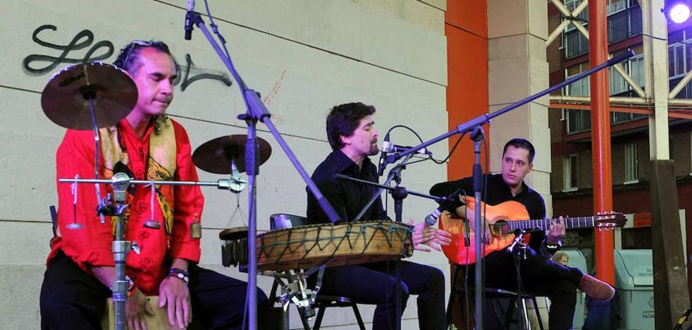 Flamenco reivindicativo a cargo de la Asociación Cultural Eclipse