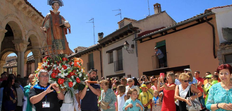 San Lorenzo se echa a la calle al calor de la devoción al patrón