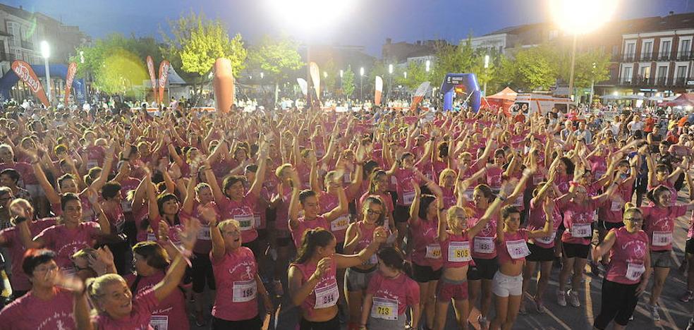 La Carrera de la Mujer repetirá en Medina del Campo con más recorrido
