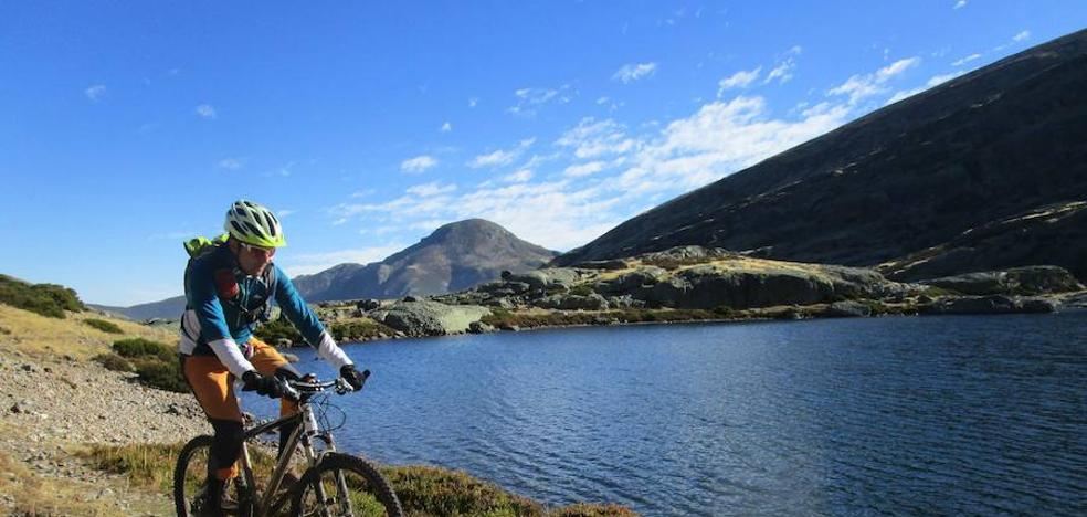 Saldaña acogerá un curso de manejo de bici de montaña
