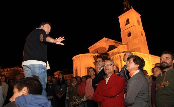 Visita 'Casa del crimen' en Segovia
