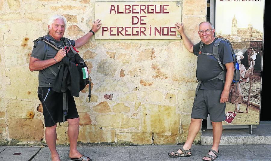 Cerca de 1.200 peregrinos utilizan el albergue en los siete primeros meses