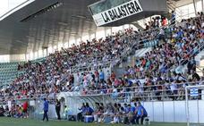 Palencia quiere fútbol de élite