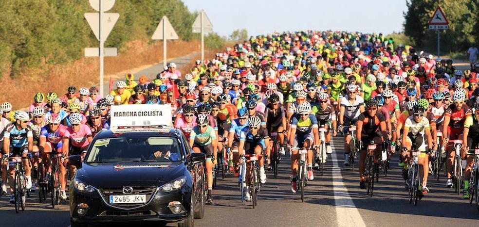 La Marcha Cicloturista Pedro delgado vuelve a Segovia