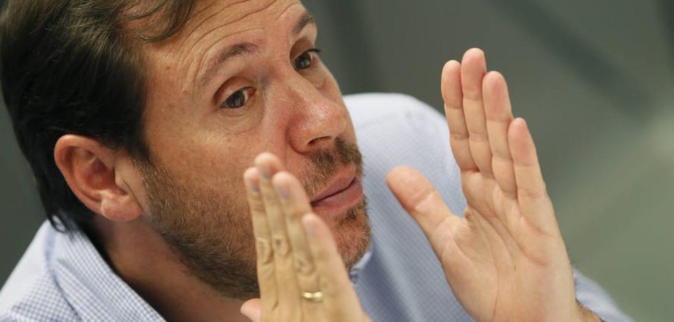 Óscar Puente: «Que Madina deje su escaño no es un drama para el PSOE»