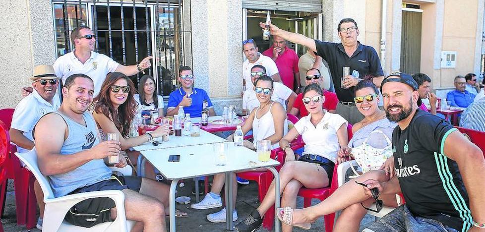 La diversión está asegurada durante las fiestas de la Asunción y San Roque