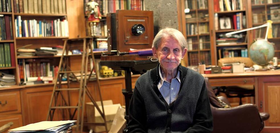Fallece en Madrid a los 86 años el cineasta salmantino Basilio Martín Patino