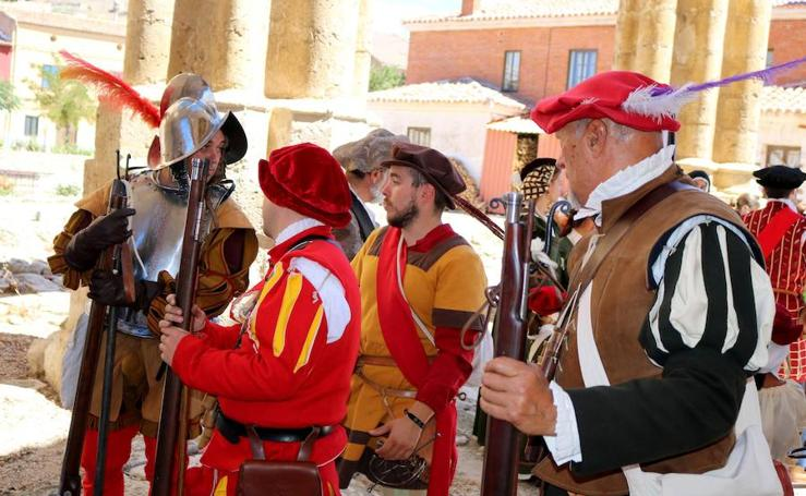 Palenzuela recluta tropas para Carlos V