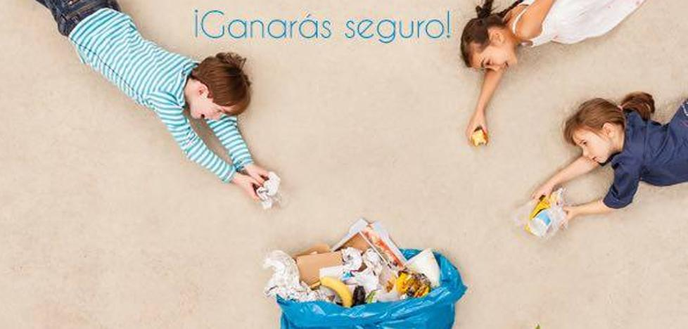 Invierte hoy en bolsa -de reciclaje-. ¡Ganarás seguro!