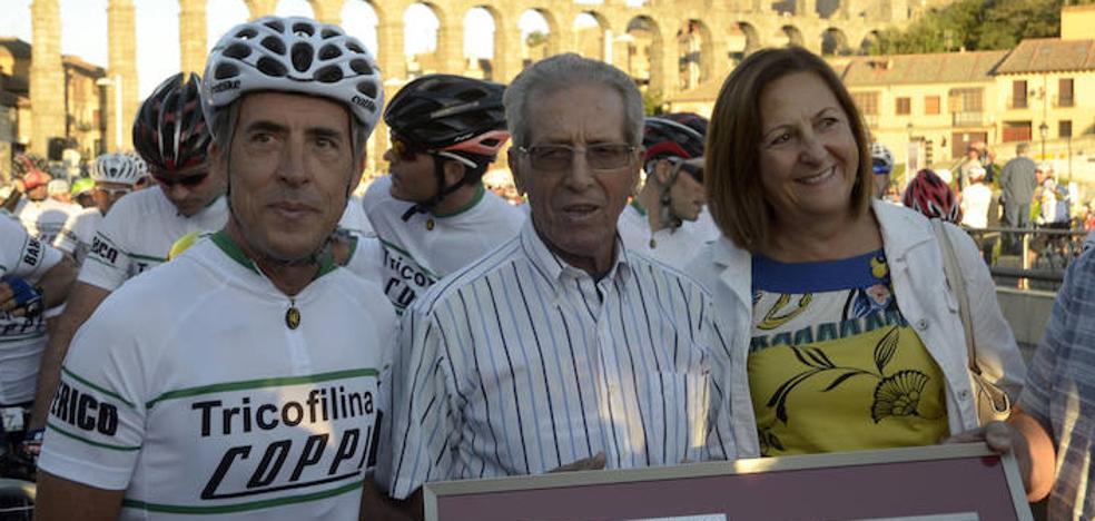 Juan Carlos Fernández gana la Marcha Cicloturista Pedro Delgado
