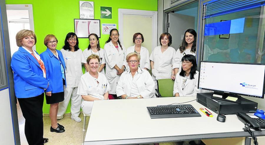 El Complejo Asistencial registra una media de 30 reclamaciones de pacientes cada día