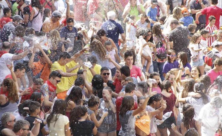Primera jornada de fiestas de Peñafiel