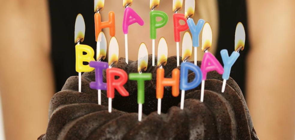 Soplar las velas multiplica por 14 el número de bacterias en la tarta