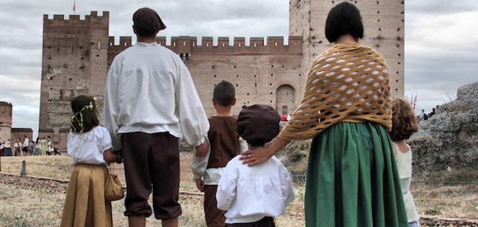 Medina del Campo convoca el 'Rally Fotográfico Digital' para la Semana Renacentista
