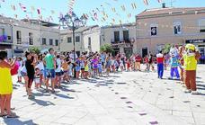 La 'Patrulla Canina' y un concurso de tortillas inauguran los actos festivos