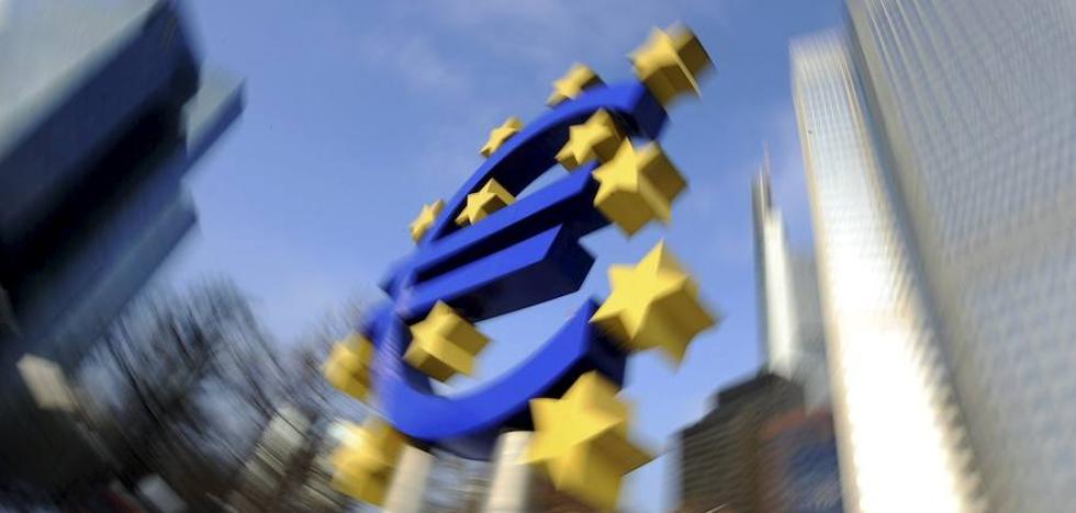 La deuda de la banca española con el BCE cae un 0,5% en julio