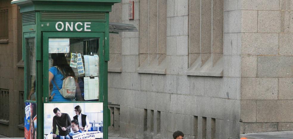 La ONCE reparte 25.000 euros en Palencia