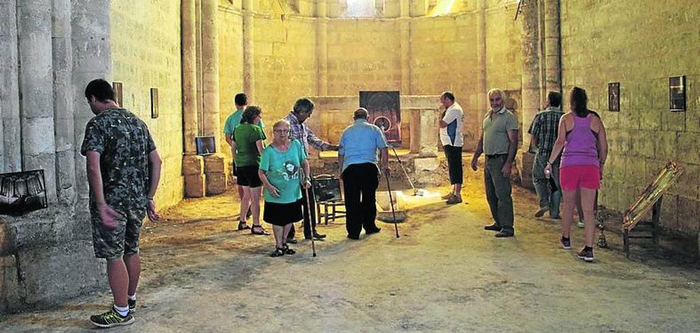 Santa Cruz de Ribas acoge una exposición de fotos