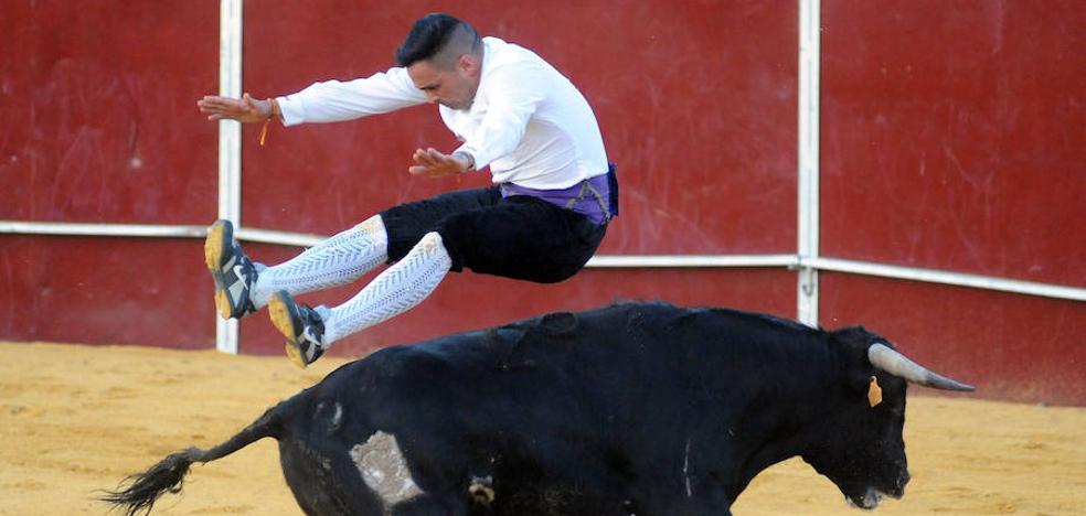 Use se alza con el concurso goyesco de cortes de Rueda