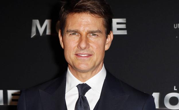 Tom Cruise falla en una escena y sufre un fuerte accidente