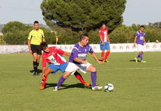 El Atlético Tordesillas no da opción a la Medinense