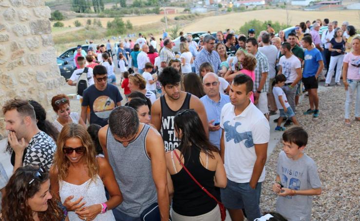 Fiestas en Herrera de Valdecañas (Palencia)