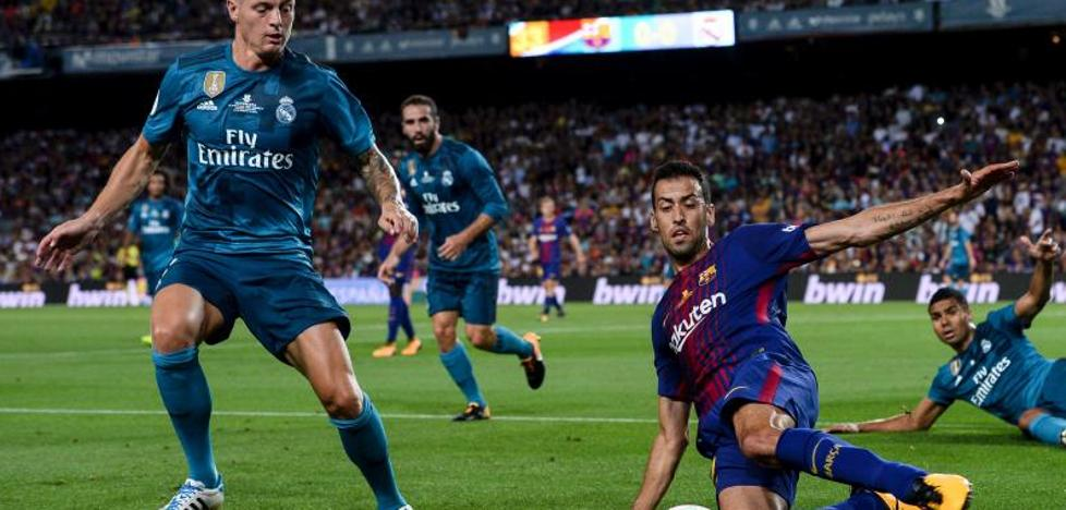 Palo de Busquets al mánager deportivo: «No son formas señalar a ningún jugador»
