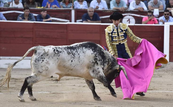 Novillada en El Espinar (Segovia)