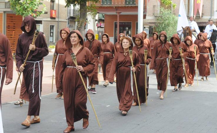 Celebración del Día Mayor de la Orden de Caballería de la Jarra y el Grifo en Medina del Campo