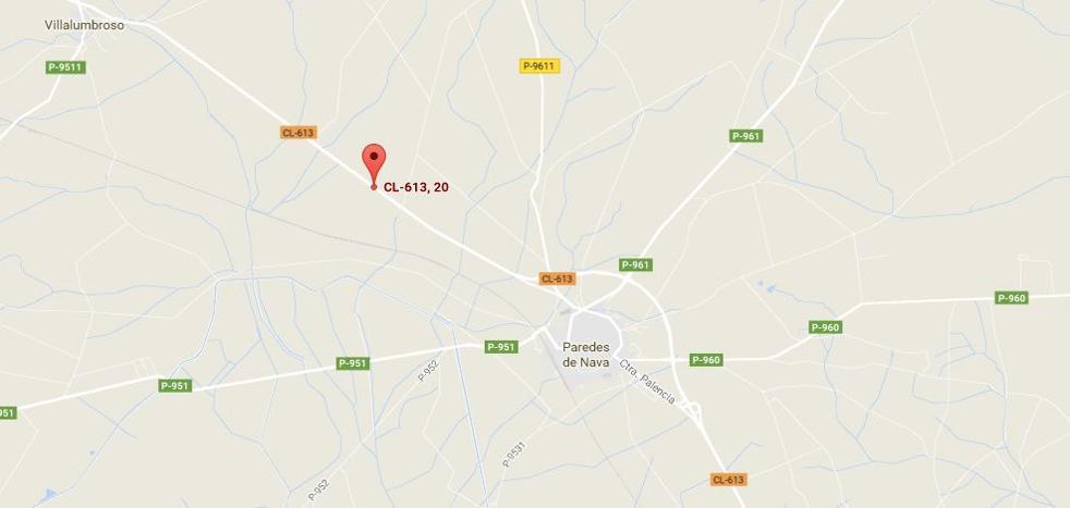 Fallece un joven de 19 años en un accidente de tráfico en Paredes