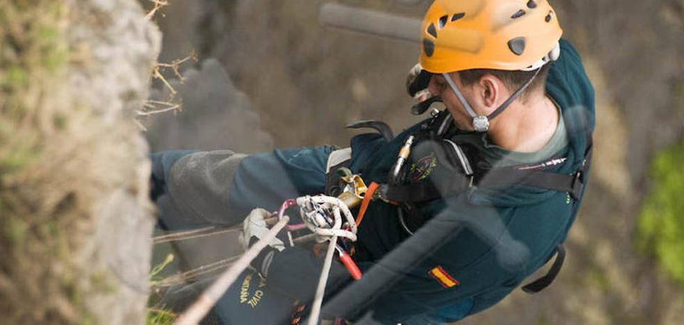 Rescatada una segoviana de 21 años en el Pirineo aragonés