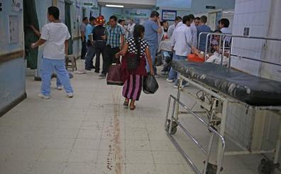 Seis muertos en un ataque a un hospital de Guatemala para rescatar a un pandillero