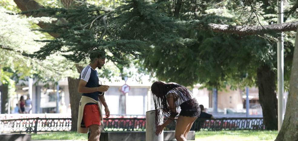 Protección Civil avisa de temperaturas de hasta 37 grados al sur de Ávila y Salamanca