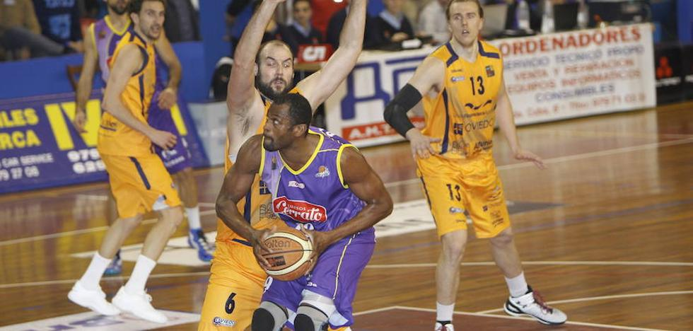 Lamont Barnes seguirá en el Palencia Baloncesto